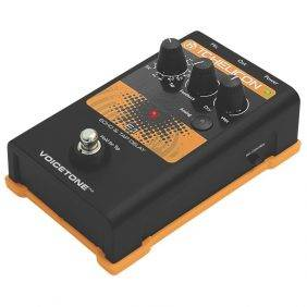 TC-Helicon VoiceTone E1 Vocal Echo and Delay Effect Pedal
