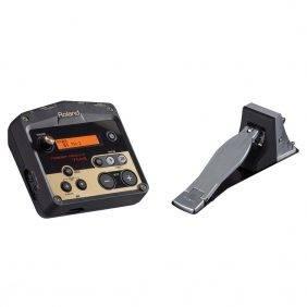 Roland TM-2 Trigger Module and Roland KT-10 Kick Trigger Pedal Bundle
