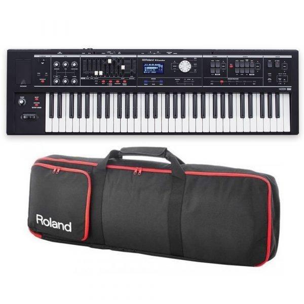 Roland VR-09-B Live Performance Keyboard with Gigbag RAM-4879 Bundle