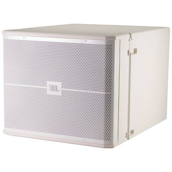 JBL VRX918S 18 in. High Power Flying Subwoofer White