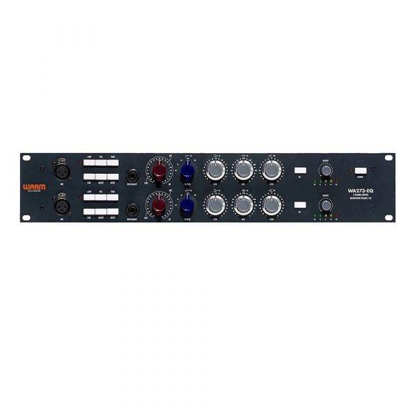 Warm Audio WA273-EQ Dual-Channel Mic Preamp and Equalizer