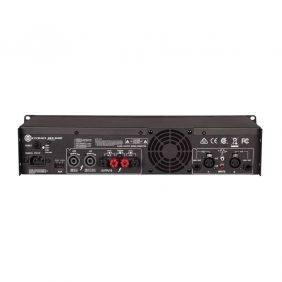 Crown XLS 1502 Power Amp & 2 Pig Hog 25ft SPKON to 1/4' Cables Bundle
