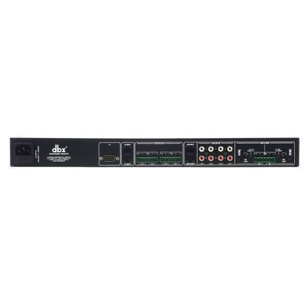 dbx ZonePro 640 Digital Zone Processor