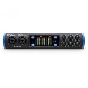 PreSonus Studio 68c 6x6 USB Type-C Audio/MIDI Interface