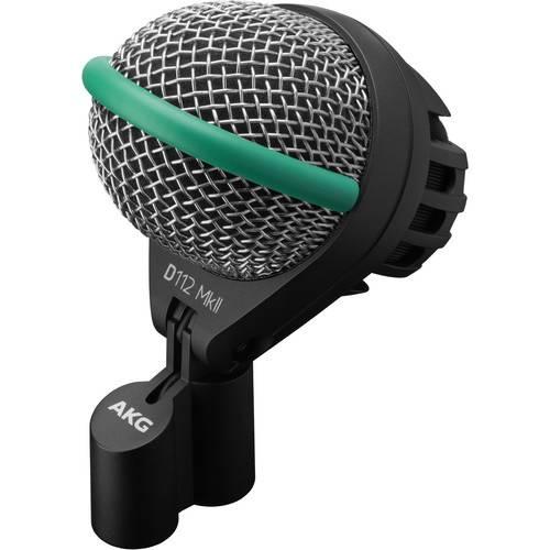 AKG D112 MKII Kick Drum/Bass Instrument Dynamic Microphone