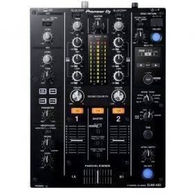 Pioneer DJM-450 2-Channel DJ Mixer