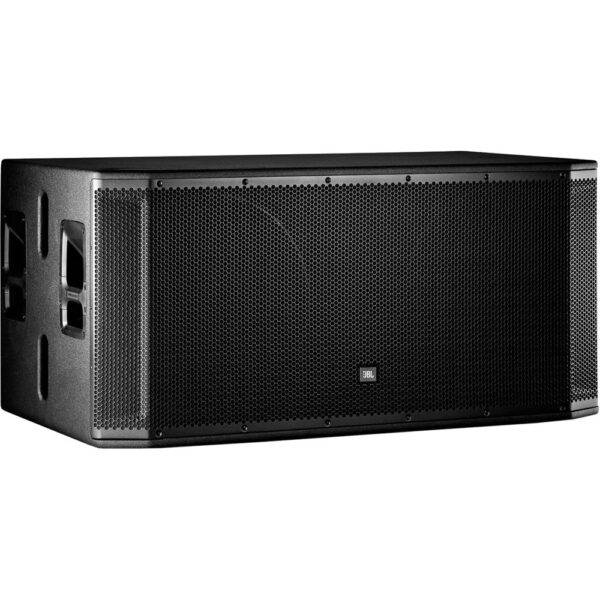 "JBL SRX828SP 18"" Dual Self-Powered Subwoofer"