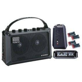 Roland Mobile Cube w/Free 8 Universal Electronics AA Batteries