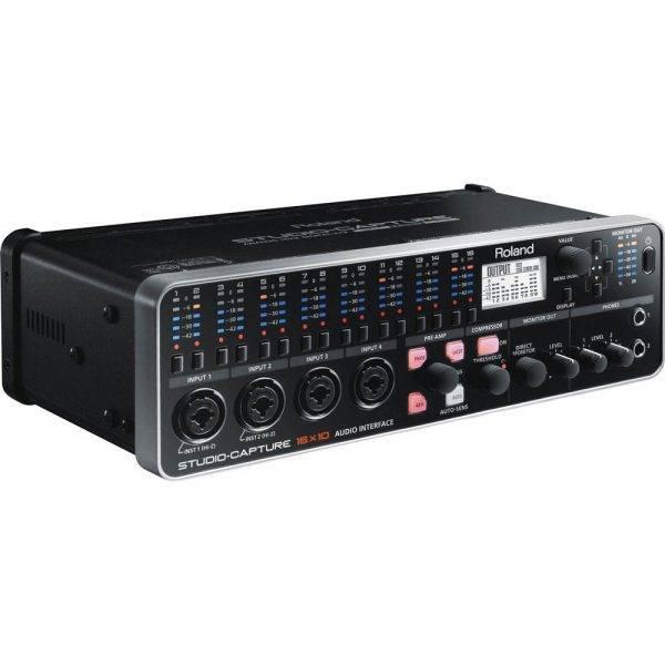 Roland UA-1610 STUDIO-CAPTURE USB 2.0 Audio Interface
