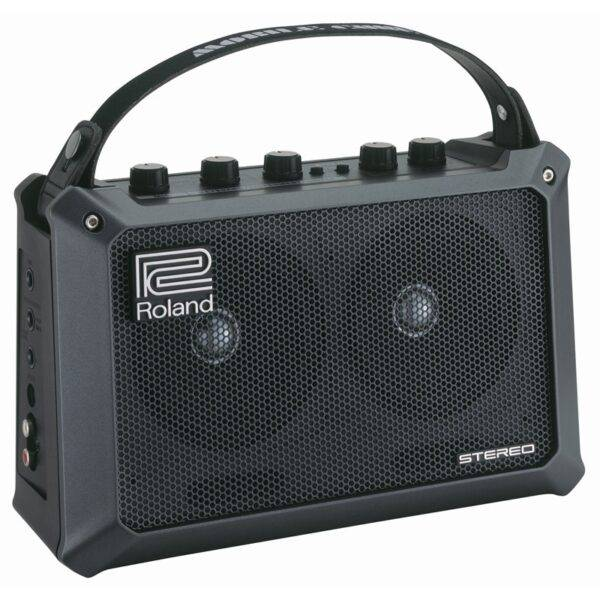 Roland Mobile Cube Battery-Powered Stereo Guitar Combo Amplifier