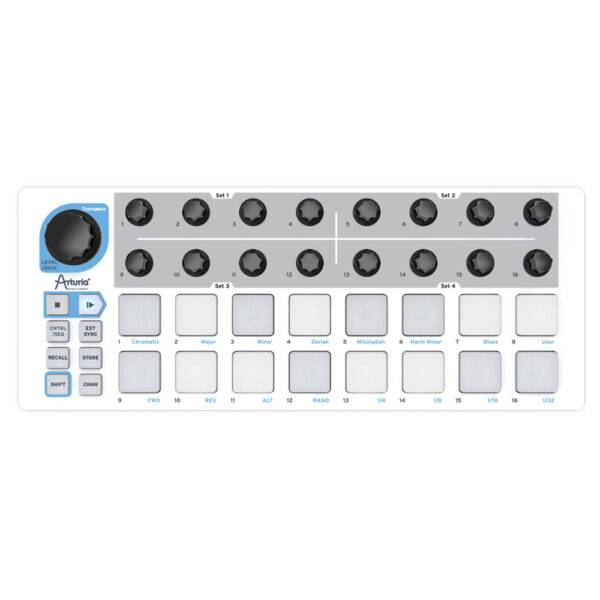 Arturia BeatStep USB/MIDI/CV Controller and Sequencer