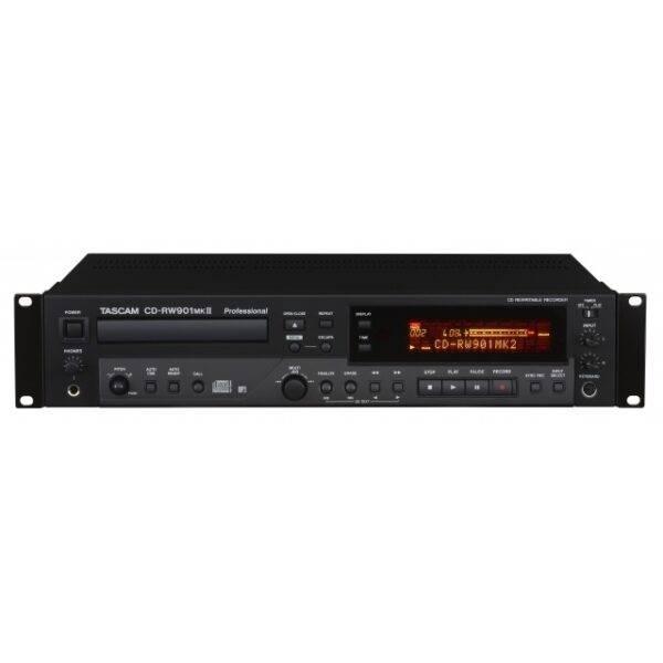 Tascam CD-RW901mkII CD Player/Recorder