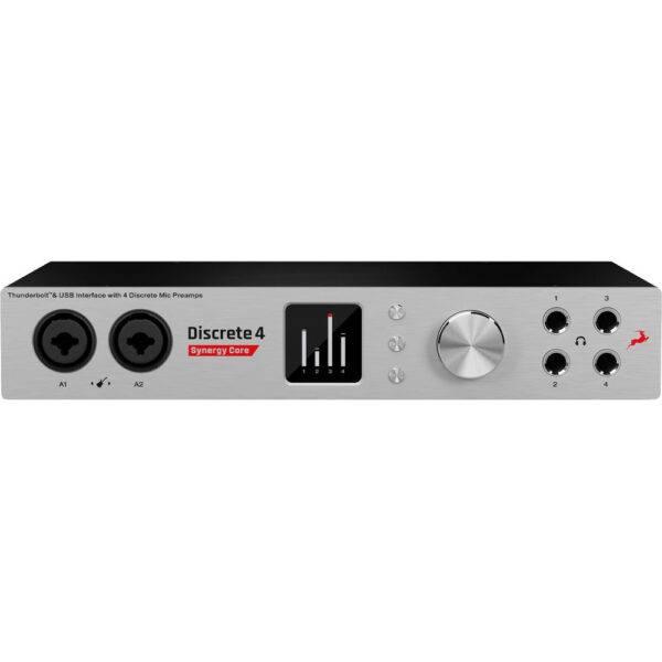 Antelope Discrete 4 Synergy Core Thunderbolt & USB Audio Interface