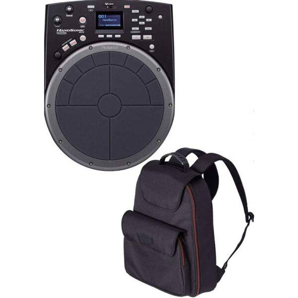 Roland HPD-20 Handsonic Digital Production with CB-HPD Premium Bag