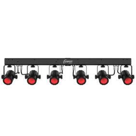 Chauvet DJ 6SPOT RGBW 6 x 3W RGBW Spot System
