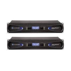 Crown XLS 2502 2-channel, 775W 4Ω Power Amplifier 2-Pack