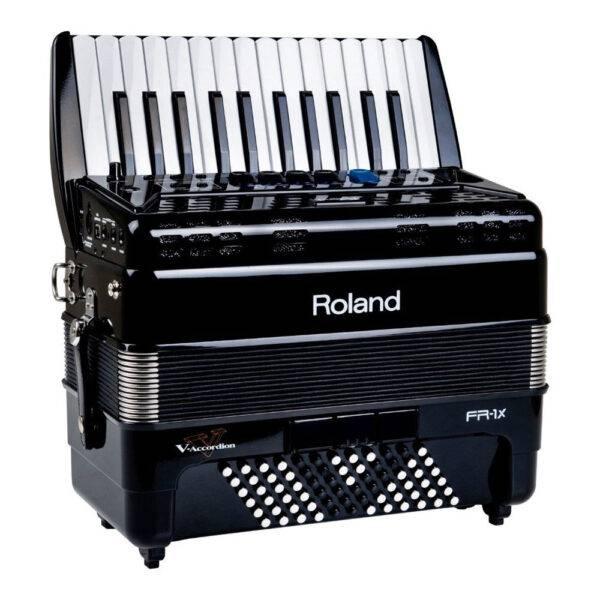 Roland FR-1x Piano type V-Accordion Black Used