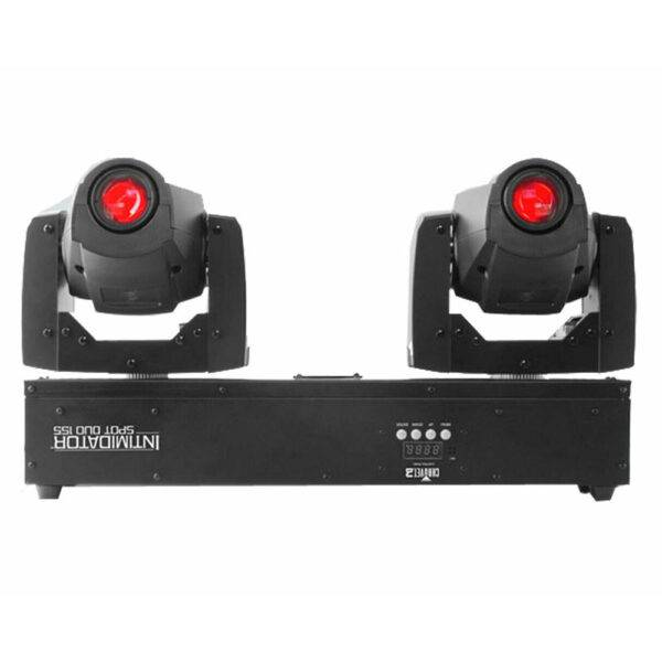 Chauvet DJ Intimidator Spot Duo 155 Dual 32W Moving-head Fixture