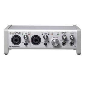 Tascam SERIES 102i USB Audio/MIDI Interface Refurbished