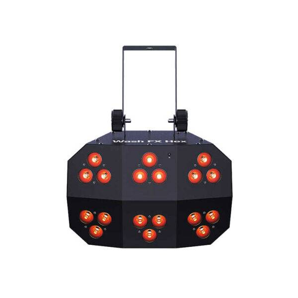 Chauvet DJ WASH FX HEX RGBAW+UV Wash Effect