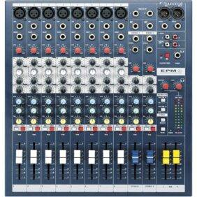 Soundcraft EPM8 Multi-format Mixer Refurbished
