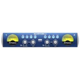 PreSonus BlueTube DP v2 2-channel Microphone Preamplifier