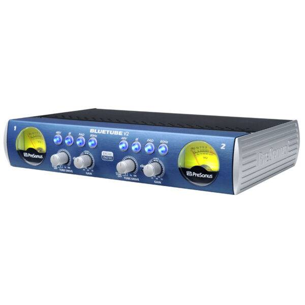 PreSonus BlueTube DP v2 2-channel Microphone Preamplifier