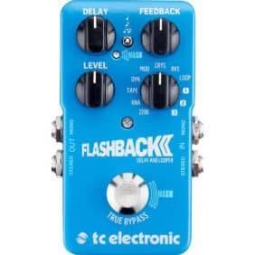 TC Electronic Flashback 2 Delay Pedal Refurbished