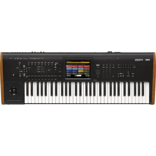 Korg Kronos 61 Music Workstation with SGX-2 Engine Refurbished