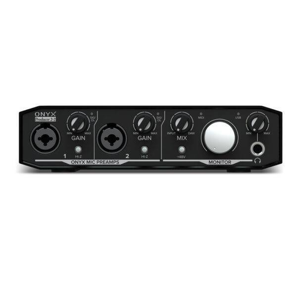 Mackie Onyx Producer 2-2 2-in-2-out USB 2.0 Audio Interface
