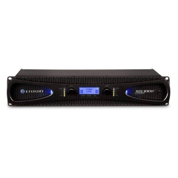 Crown XLS 1002 2-channel, 350W 4Ω Power Amplifier Refurbished