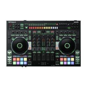 Roland DJ-808 4-Channel DJ Controller for Serato DJ