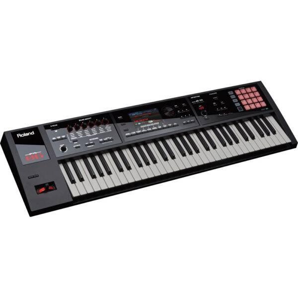 Roland FA-06 61-key Music Workstation & CB-B61 Keyboard Bag Bundle