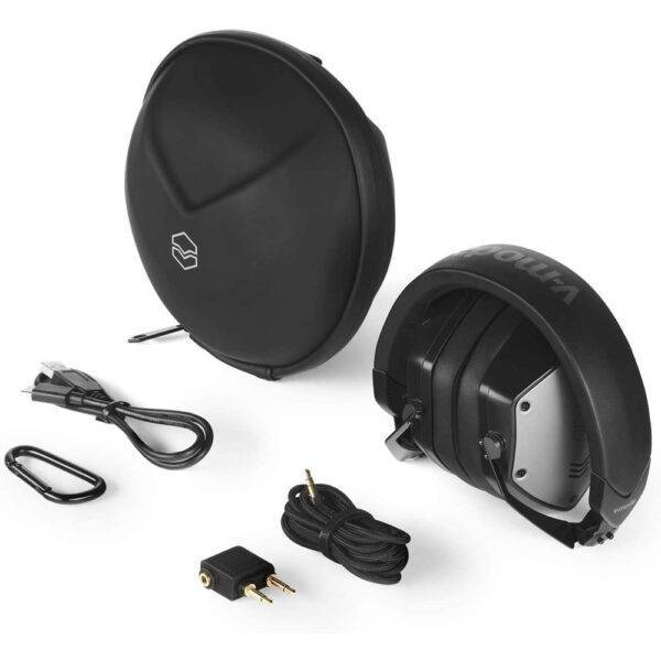 V-Moda M-200 ANC Noise Cancelling Wireless Bluetooth Over-Ear Headphones