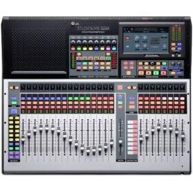 PreSonus StudioLive 32SX Series III S 32-Ch Compact Digital Mixer