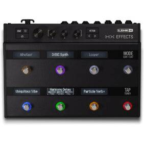 Line 6 HX Effects Guitar Multi-effects Floor Processor