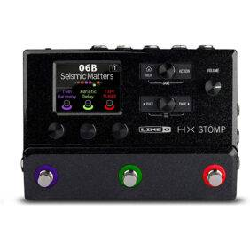 Line 6 HX Stomp Compact Amp & Effects Processor