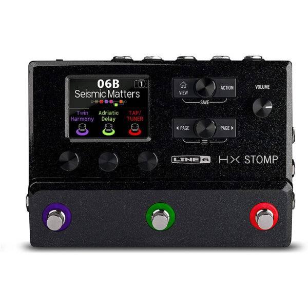 Line 6 HX Stomp Compact Amp & Effects Processor