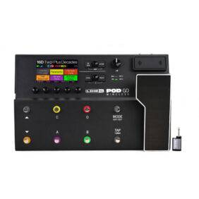 Line 6 POD Go Wireless uitar Multi-effects Floor Processor
