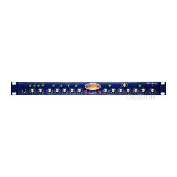 PreSonus Studio Channel 1-Channel Vacuum-Tube Channel Strip