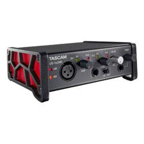 Tascam US-1x2HR 2-in/2-out USB-C Audio Interface