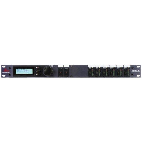 dbx ZonePro 1260 12x6 Digital Zone Processor Open Box