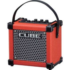 Roland Micro Cube GX Micro Cube Guitar Combo Amp Red Refurbished