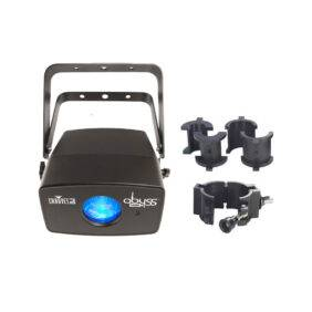 Chauvet Abyss USB LED Flowing Water Lighting Effect with CLP-10 Clamp