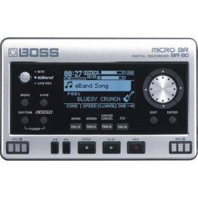 Boss Micro BR BR-80 8-track Digital Recorder Refurbished