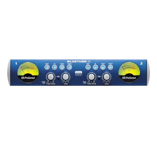 PreSonus BlueTube DP v2 2-channel Microphone Preamplifier Open Box