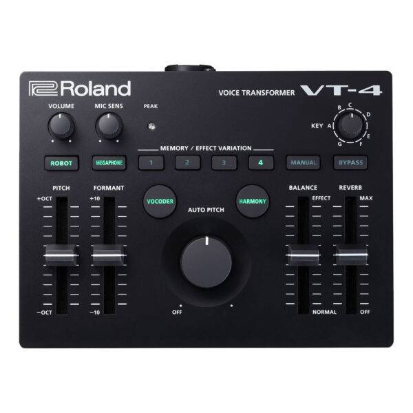 Roland AIRA VT-4 Voice Transformer Used