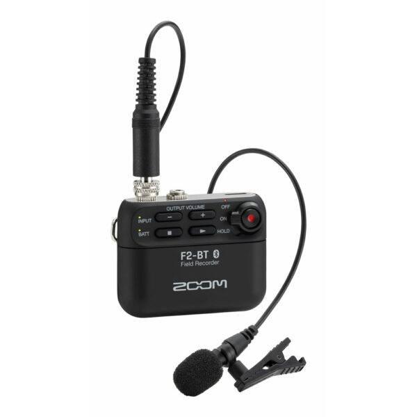 Zoom F2-BT Digital Multitrack Recorder