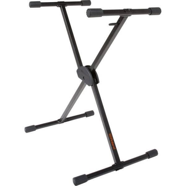 Roland KS-10X Adjustable Single-Braced X-Style Stand