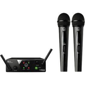 AKG WMS40 Mini 2 Dual Vocal Set Band B/D